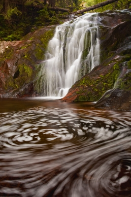 Francis schaeffer and a christian view of the environment for Waterfall environment