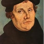Coram Deo was part of the legacy of Martin Luther and the reformation