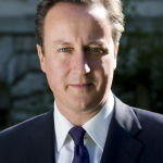 British Prime Minister, First Servant, David Cameron
