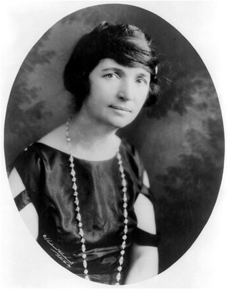 Margaret Sanger, champion of abortion of black babies