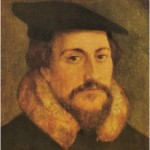 Calvin taught his students that all work is God's work