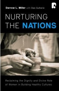 A lesson about the use of words from writing Nurturing the Nations