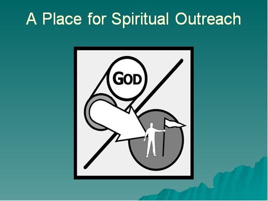work is a place for spiritual outreach