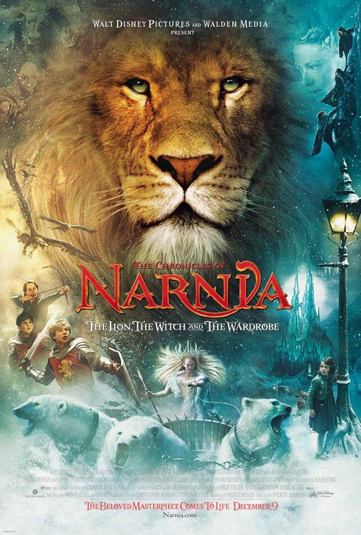 Lewis' Chronicles of Narnia imagine creation