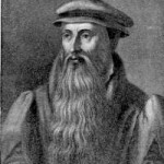 John Knox modelled civil disobedience