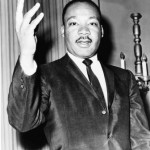 Martin Luther King challenged the church