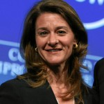 Melinda Gates doesn't fund abortion