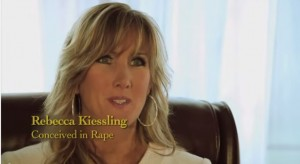 Rebecca Kiessling conceived in rape
