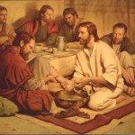 master servant at the Last Supper