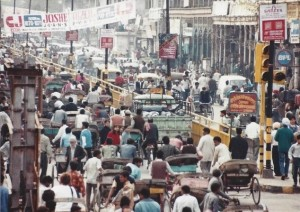Overpopulation a common fear in India