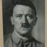 Hitler scorned a moral God
