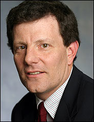 Kristof admits universities make science and Christianity incompatible