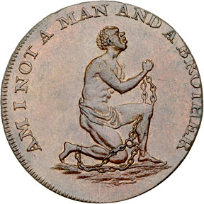 one of the balladeers created the anti-slavery medallion