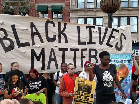 Black Lives Matter contributes to a distorted morality