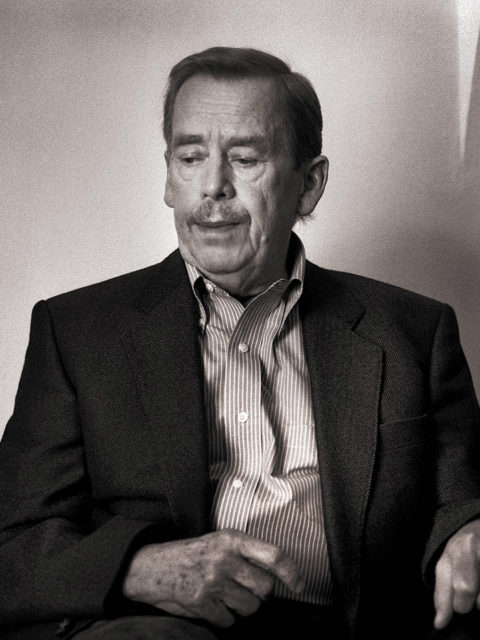 Vaclav Havel modeled living in the truth