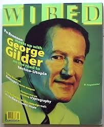 George Gilder said people in free markets can thrive