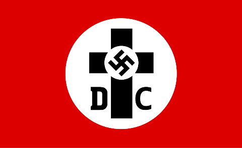 Kittel et al put the swastika and the cross together