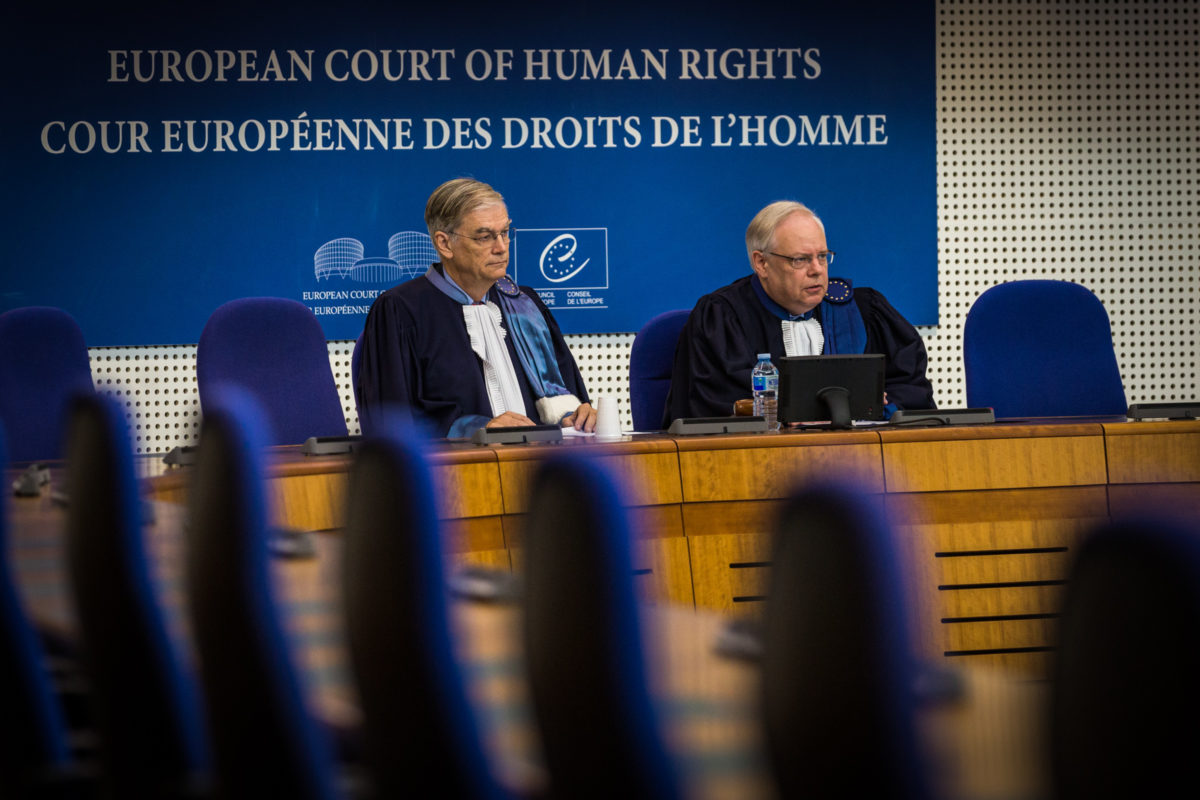 the Charlie Gard case decided by European Court of Human Rights