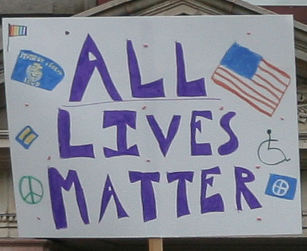 transforming truths include all lives matter