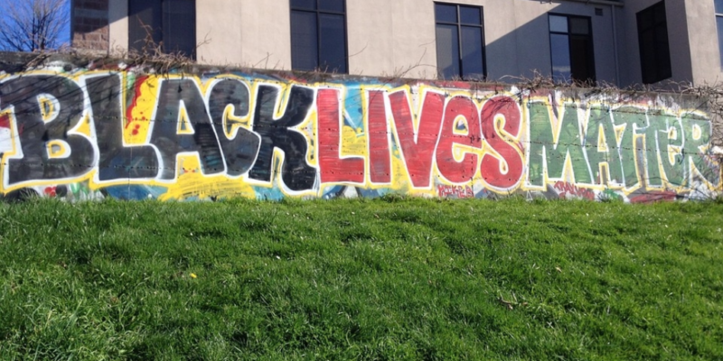 black lives matter embraces the new religion