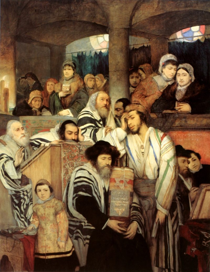the Jews practiced subversion of pagan cultures