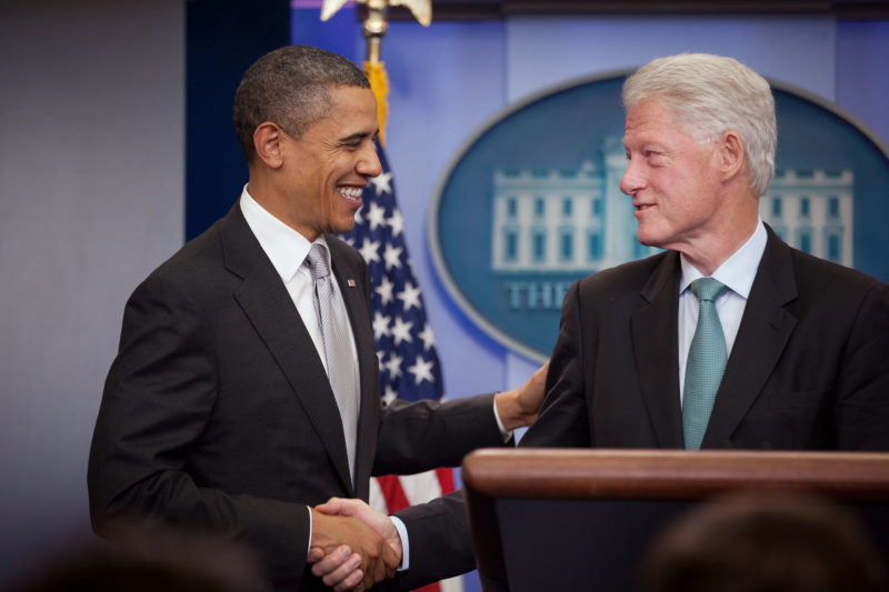 Clinton and Obama administrations promoted LGBT overseas